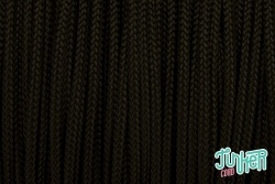 150 Meter Rolle Type I Cord, Farbe ACID DARK BROWN