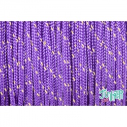 150 Meter Rolle Type I Cord, Farbe ACID PURPLE W 1 REFLECTIVE TRACER