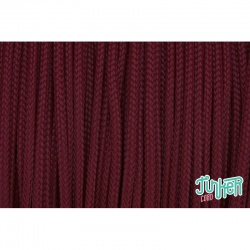 150 Meter Rolle Type I Cord, Farbe CRIMSON