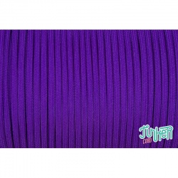 Meterware Type III 550 Cord, Farbe ACID PURPLE