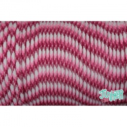 150 Meter Rolle Type III 550 Cord, Farbe BREAST CANCER...