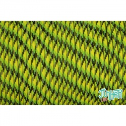 CUSTOM CUT Type III 550 Cord in color DRAGON FLY