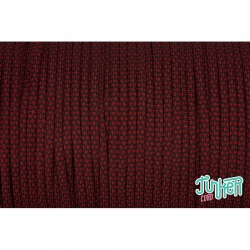 150 Meter Rolle Type III 550 Cord, Farbe IMPERIAL RED DIAMONDS
