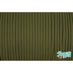 150 Meter Rolle Type III 550 Cord, Farbe MOSS