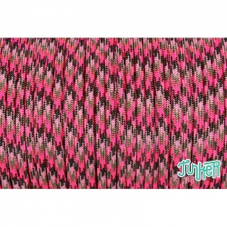 150 Meter Rolle Type III 550 Cord, Farbe PARADOX PINK