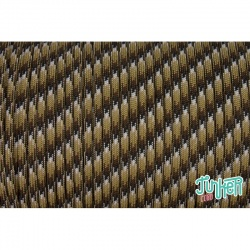 150 Meter Rolle Type III 550 Cord, Farbe SMORES