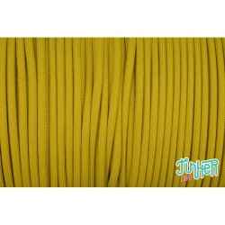 Meterware Type III 550 Cord, Farbe YELLOW