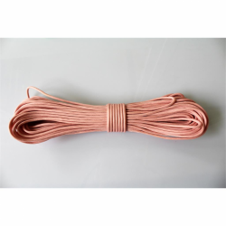 30 Meter Bündel Polycord Type III Farbe GLOW IN THE DARK - PINK