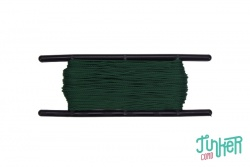 30 Meter Winder Micro Cord 90, Farbe KELLY GREEN