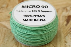 38 Meter Rolle Micro Cord 90, Farbe MINT