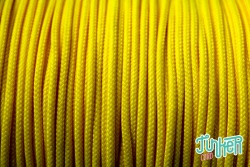 Meterware Type II 425 Cord, Farbe CANARY YELLOW