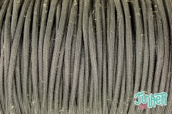 150 Meter Rolle Type III 550 Cord, Farbe FISH N FIRE BLACK