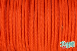 Meterware Type III 550 Cord, Farbe FISH N FIRE NEON ORANGE