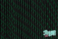 150m Rolle Type III TINKER Cord, Farbe GREEN KNIGHT