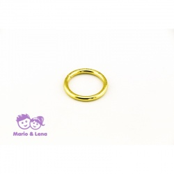 O-Ring 20 x 3,0mm Stahl Gold