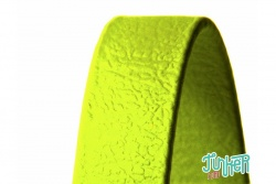 TINKER Biothane Neon Yellow 16mm Meterware