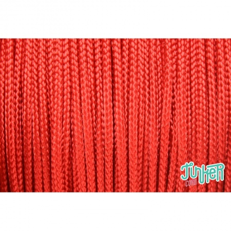 CUSTOM CUT Type I Cord in color IMPERIAL RED