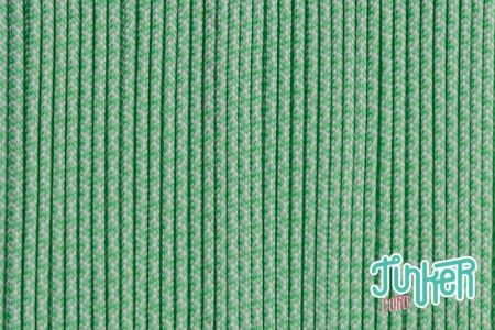 150 Meter Rolle Type II 425 Cord, Farbe WHITE & MINT DIAMONDS