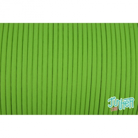 CUSTOM CUT Type III 550 Cord in color NEON GREEN