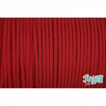 150 Meter Rolle Type III 550 Cord, Farbe RED