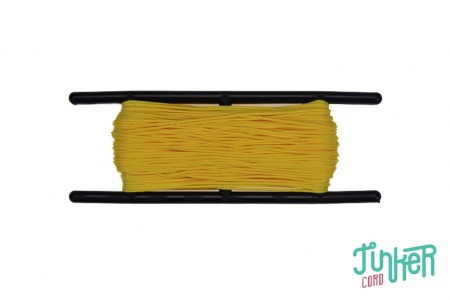 30 Meter Winder Micro Cord 90, Farbe CANARY YELLOW