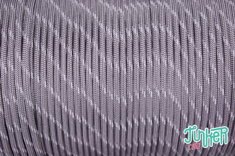 150 Meter Rolle Type III 550 Cord, Farbe CHARCOAL GREY W 3 REFLECTIVE TRACER