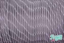 150 Meter Rolle Type III 550 Cord, Farbe CHARCOAL GREY W...