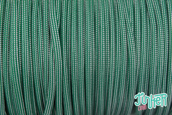 150 Meter Rolle Type III 550 Cord, Farbe KELLY GREEN...