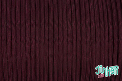 150 Meter Rolle Type III 550 Cord, Farbe BURGUNDY