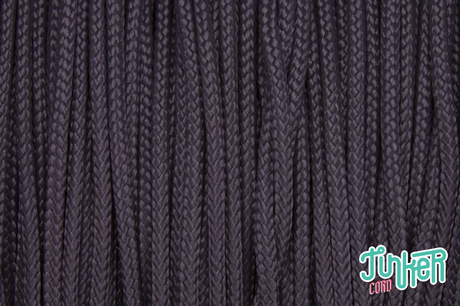 150 Meter Rolle Type I Cord, Farbe CHARCOAL GREY