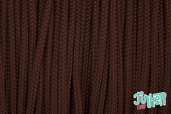 150 Meter Rolle Type I Cord, Farbe CHOCOLATE BROWN