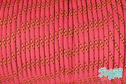 150 Meter Rolle Type III 550 Cord, Farbe DAHLIA