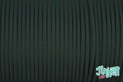 CUSTOM CUT Type III 550 Cord in color DARK GREEN