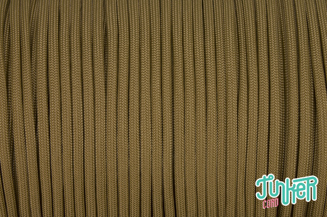 150 Meter Rolle Type III 550 Cord, Farbe GOLD