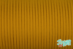 150 Meter Rolle Type III 550 Cord, Farbe GOLDENROD
