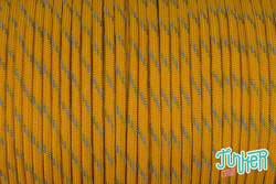 150 Meter Rolle Type III 550 Cord, Farbe GOLDENROD W 3...