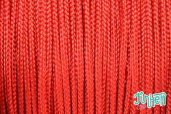 150 Meter Rolle Type I Cord, Farbe IMPERIAL RED