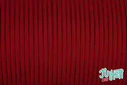 CUSTOM CUT Type III 550 Cord in color IMPERIAL RED