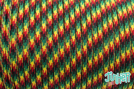 150 Meter Rolle Type III 550 Cord, Farbe JAMAICAN