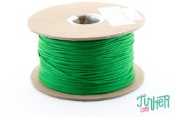 150 Meter Rolle Type I Cord, Farbe KELLY GREEN
