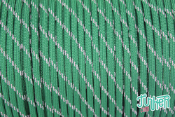 Meterware Type III 550 Cord, Farbe KELLY GREEN W 3...