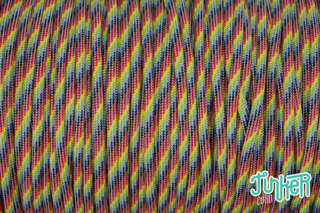 150 Meter Rolle Type III 550 Cord, Farbe LIGHT STRIPES
