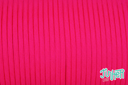 150 Meter Rolle Type III 550 Cord, Farbe NEON PINK