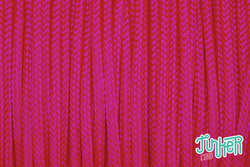 150 Meter Rolle Type I Cord, Farbe NEON PINK