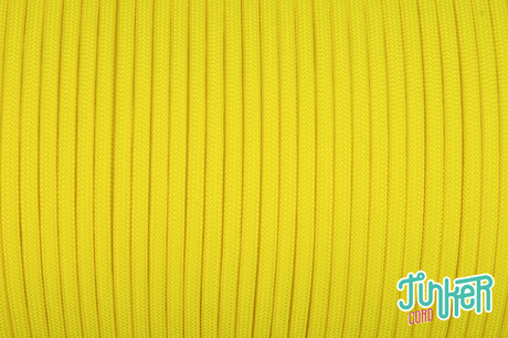 150 Meter Rolle Type III 550 Cord, Farbe NEON YELLOW