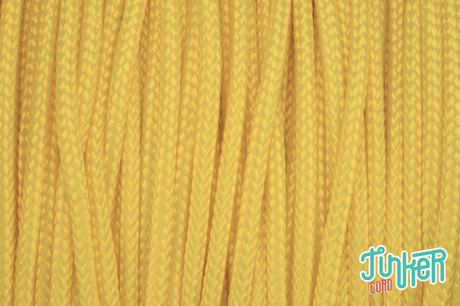 Meterware Type I Cord, Farbe NEON YELLOW