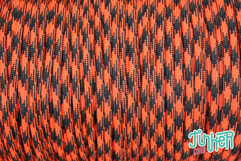 Meterware Type Iii Tinker Cord Farbe Orange Blaze Camo 030