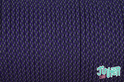 Meterware Type III 550 Cord, Farbe PURPLE RAIN