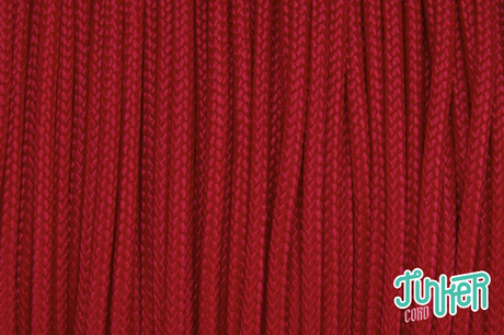 Meterware Type I Cord, Farbe RED