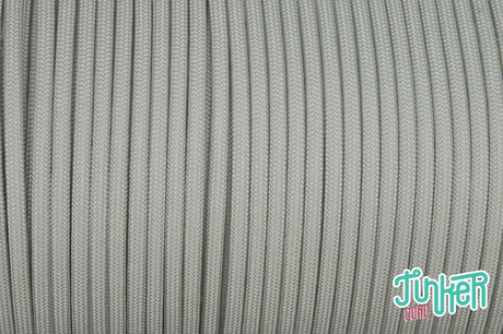 150 Meter Rolle Type III 550 Cord, Farbe SILVER GREY